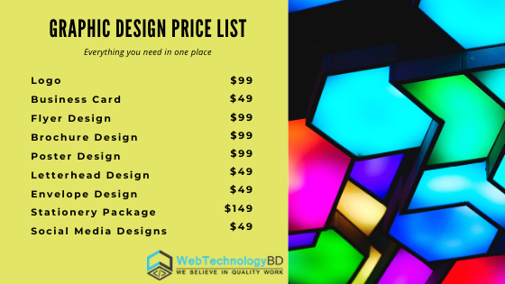 1 Best Graphics Design Price List In 2020 Quick Look
